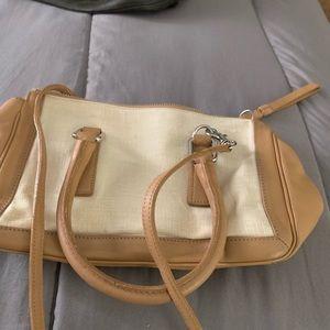 Small Coach handbag/crossbody